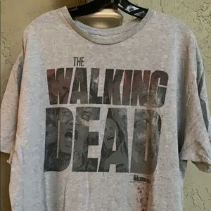 Other - Walking Dead t shirt